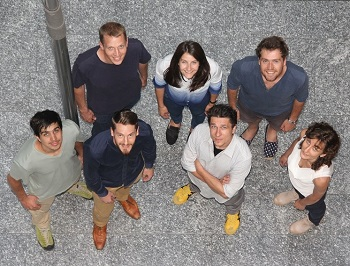 team from above small